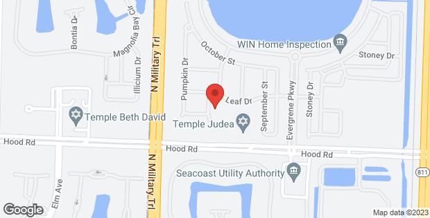 404 Pumpkin Drive Palm Beach Gardens FL 33410