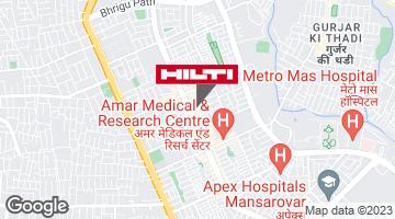 Hilti Service Centre Jaipur