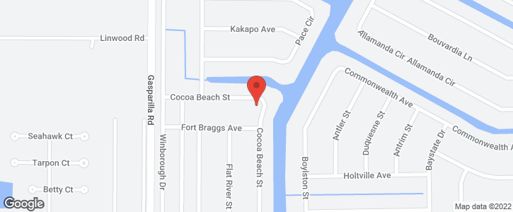 10103 COCOA BEACH STREET Port Charlotte FL 33981