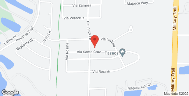 125 Via Santa Cruz Jupiter FL 33458