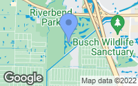 Map of Jupiter, FL