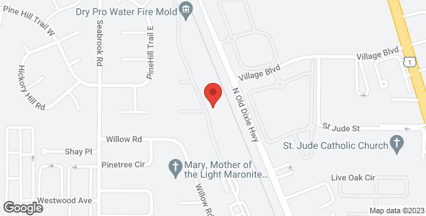 542 N Cypress Drive Tequesta FL 33469