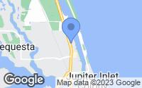 Map of Tequesta, FL