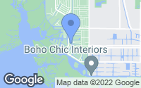 Map of Port Charlotte, FL