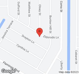 3263 El Dorado Lane