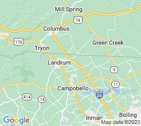 Job Map - 260 FAIRWINDS DR Greenville, South Carolina 29356 US
