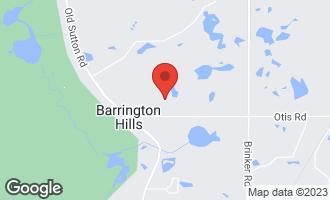 Map of 260 Otis Road BARRINGTON HILLS, IL 60010