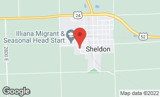 Map of 260 South 1st Street SHELDON, IL 60966