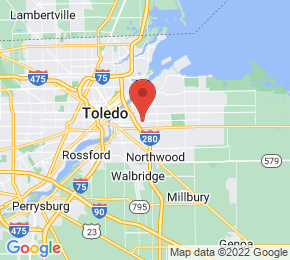 Job Map - 2600 NAVARRE AVENUE Oregon, Ohio 43616 US