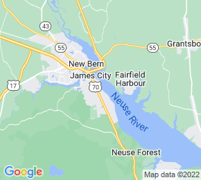 Job Map - 2600 OLD CHERRY POINT RD Whiteville, North Carolina 28560 US