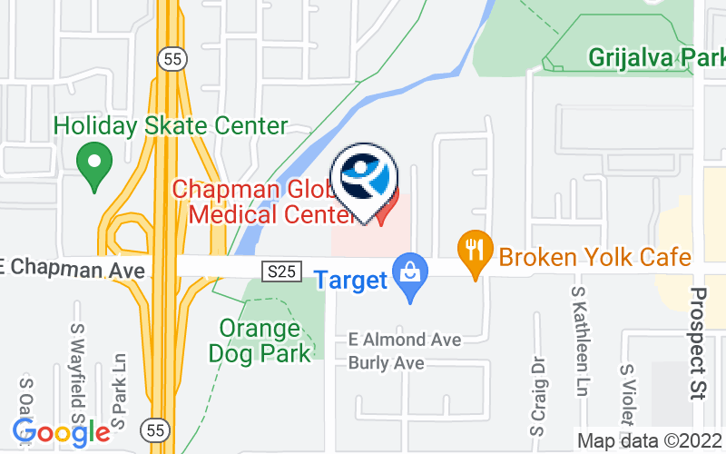 Chapman Medical Center - Behavioral Health Location and Directions