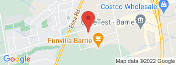 Google Map of 261+Mapleview+Drive+West%2CBarrie%2COntario+L4N+9E8