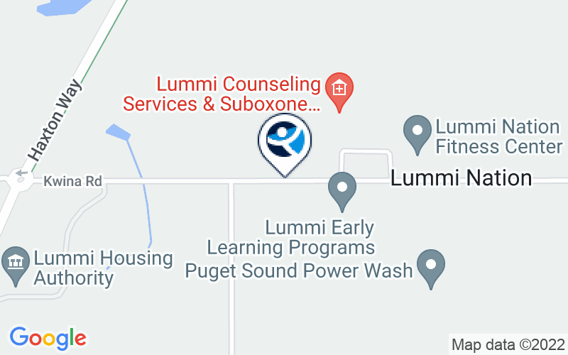 Lummi Counseling Services Location and Directions