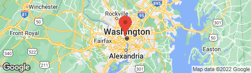 Map of 2619 GARFIELD STREET NW #4 WASHINGTON, DC 20008