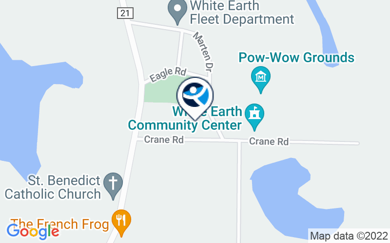 White Earth Nation Location and Directions
