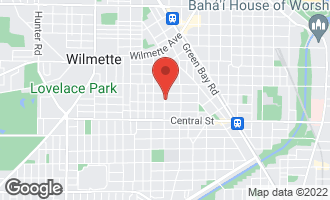 Map of 2625 Park Place EVANSTON, IL 60201