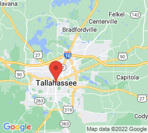 Job Map - 2626 CAPITAL MEDICAL BLVD Tallahassee, Florida 32308 US