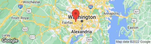Map of 2643 ROCKINGHAM STREET ARLINGTON, VA 22207