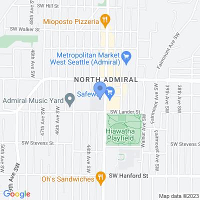 2645 California Ave SW, Seattle, WA 98116, USA