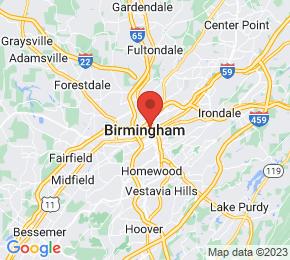 Job Map - 265 BROOKVIEW CENTRE WAY Birmingham, Alabama 37919 US