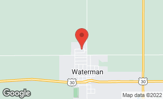 Map of 265 West Fuller Drive WATERMAN, IL 60556