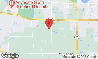 Map of 26575 West Apple Tree Lane BARRINGTON, IL 60010