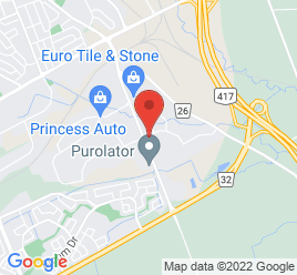 Google Map of 2670+Stevenage+Drive%2COttawa%2COntario+K1G+5N2