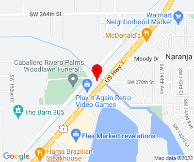 Google Map Point Locations