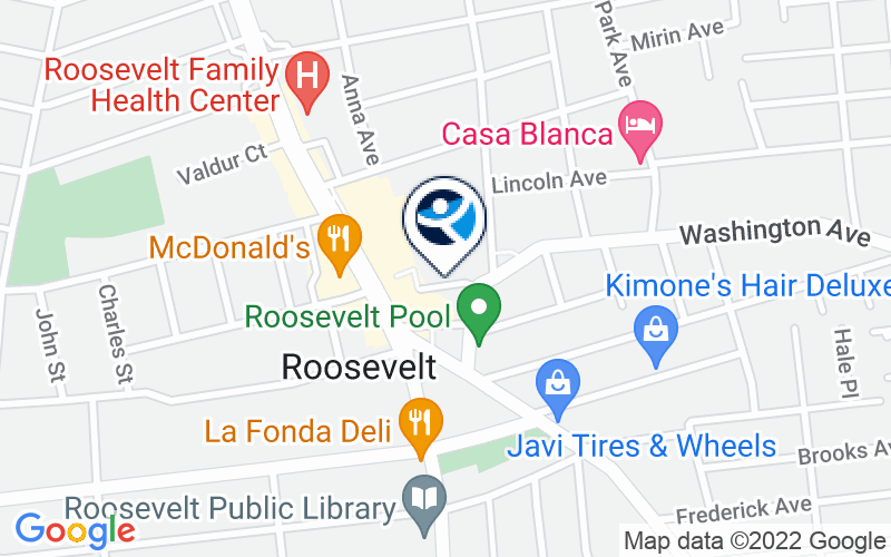 Roosevelt Educational Alcoholism Counseling Treatment Location and Directions