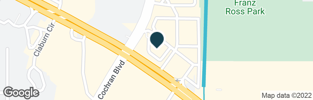 Google Map of1800 TAMIAMI TRL