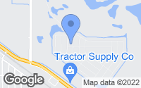 Map of Indiantown, FL