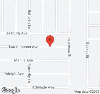 Las Almanos Avenue