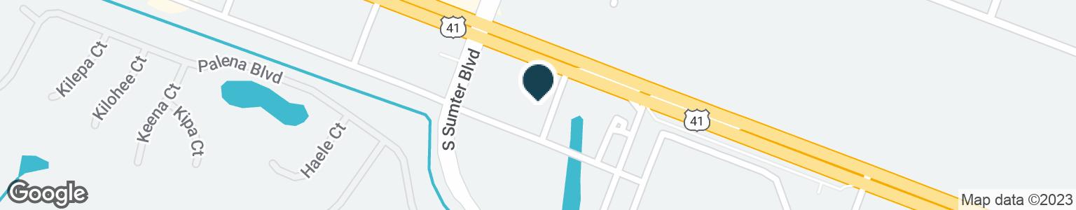 Google Map of15180 TAMIAMI TRL