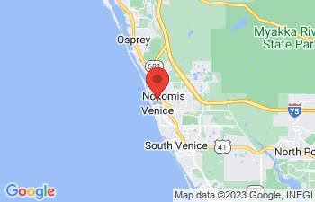 Map of Nokomis