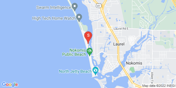 430 Casey Key Rd Nokomis Florida 34275 locatior map
