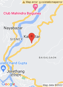 Google Map of Club Mahindra Baiguney