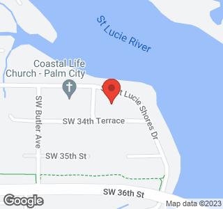 3330 SW Saint Lucie Shores Drive