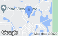 Map of Osprey, FL