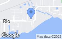 Map of Jensen Beach, FL
