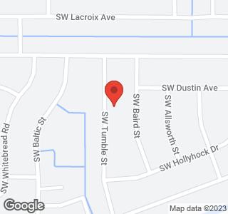 4151 SW Tumble Street