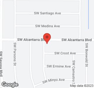 3601 SW Sterricker Street