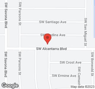 1241 SW Alcantarra Boulevard