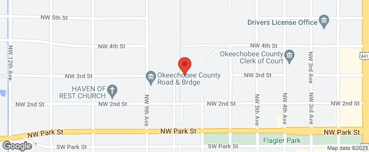 NW 3RD Street Okeechobee FL 34972