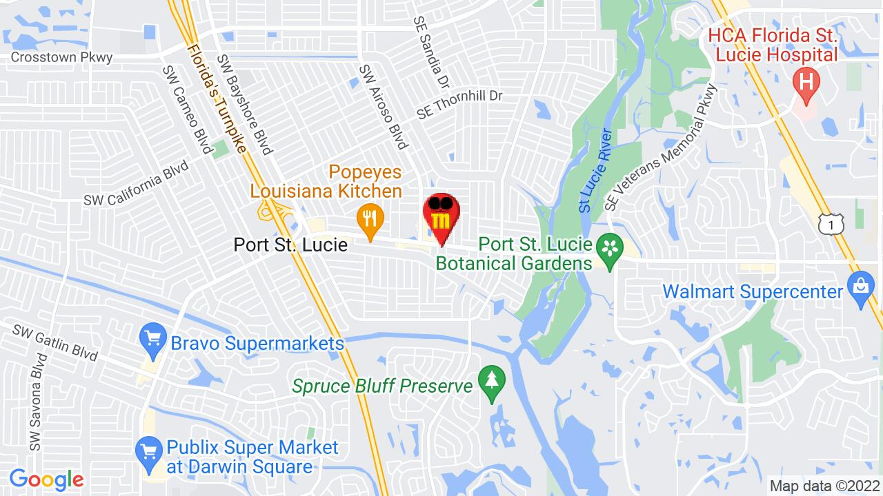 Google Map of Port St. Lucie Pest Control