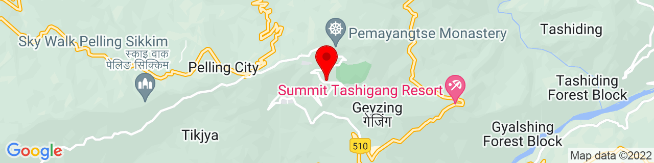 Google Map of 27.3, 88.25