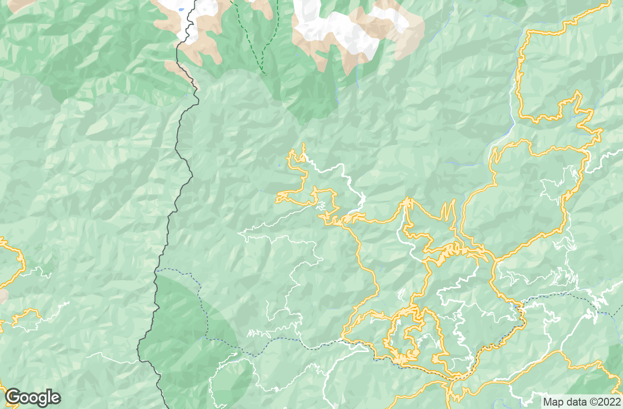 Google Map of Pelling