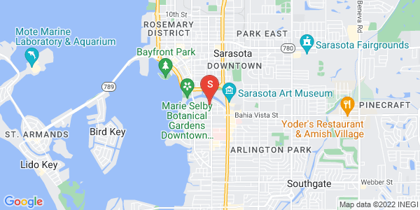 974 S Osprey Ave Sarasota Florida 34236 locatior map
