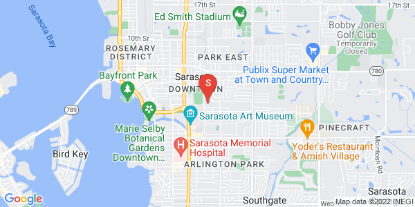 2229 Muesel St Sarasota Florida 34237 locatior map