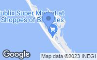Map of Longboat Key, FL