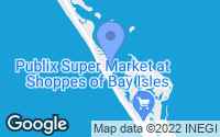 Map of Longboat Key, FL